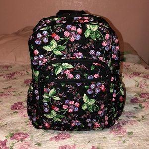 Vera Bradley winter berry backpack